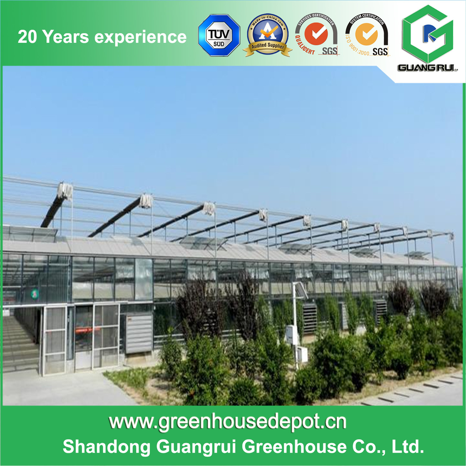 Garden / Commercial Greenhouses and Hydroponic Growing Kits