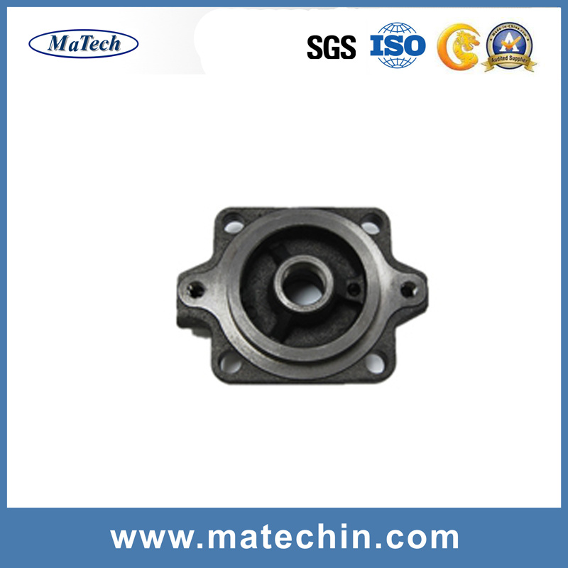 Precision Metal Part Qt400-15 Ductile Iron Casting From Foundry