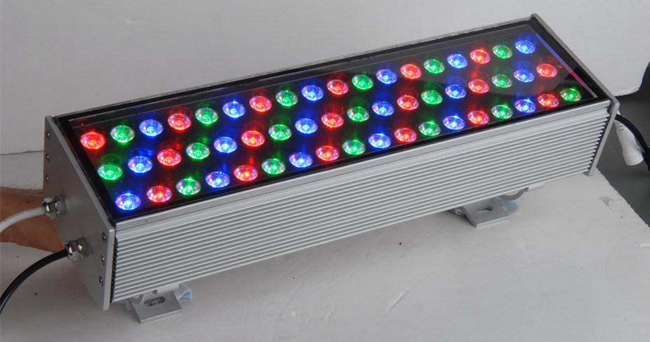 36W IP65 RGB DMX LED Wall Washer Light