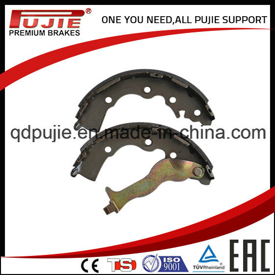 Auto Parts Semi Metallic 58305-1ga00 Brake Shoe for KIA (PJABS002)
