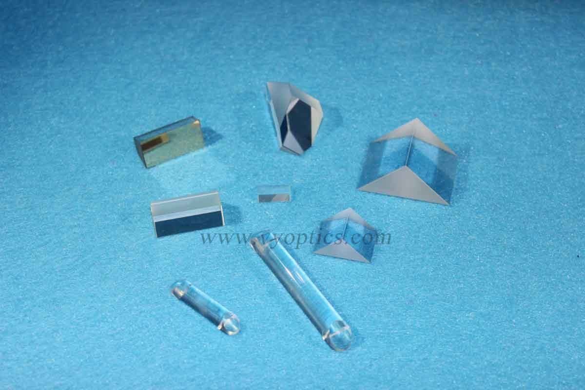 Optical Zns Zinc Sulfide Wedge Prism From China