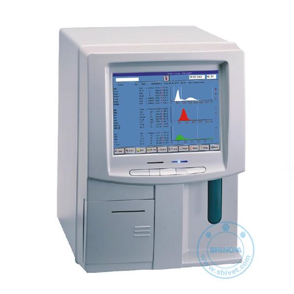 Veterinary Automated Hematology Analyzer (Hemo 3000V Plus)