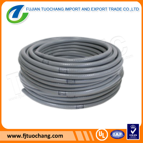 China Flexible Conduit with PVC Grey Cover - China Cable Conduit ...