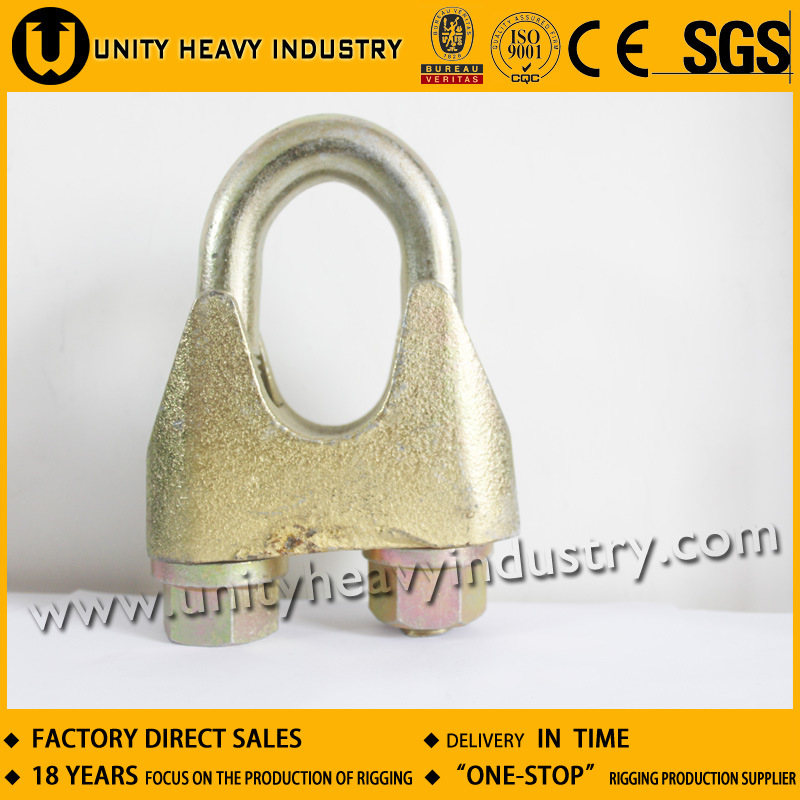 Casting Malleable DIN 1142 Type Wire Rope Clip