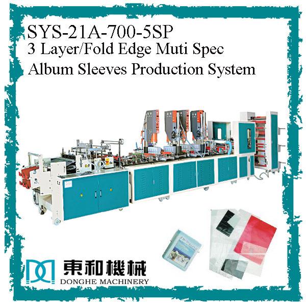 Fold Edge Muti Spec Production System