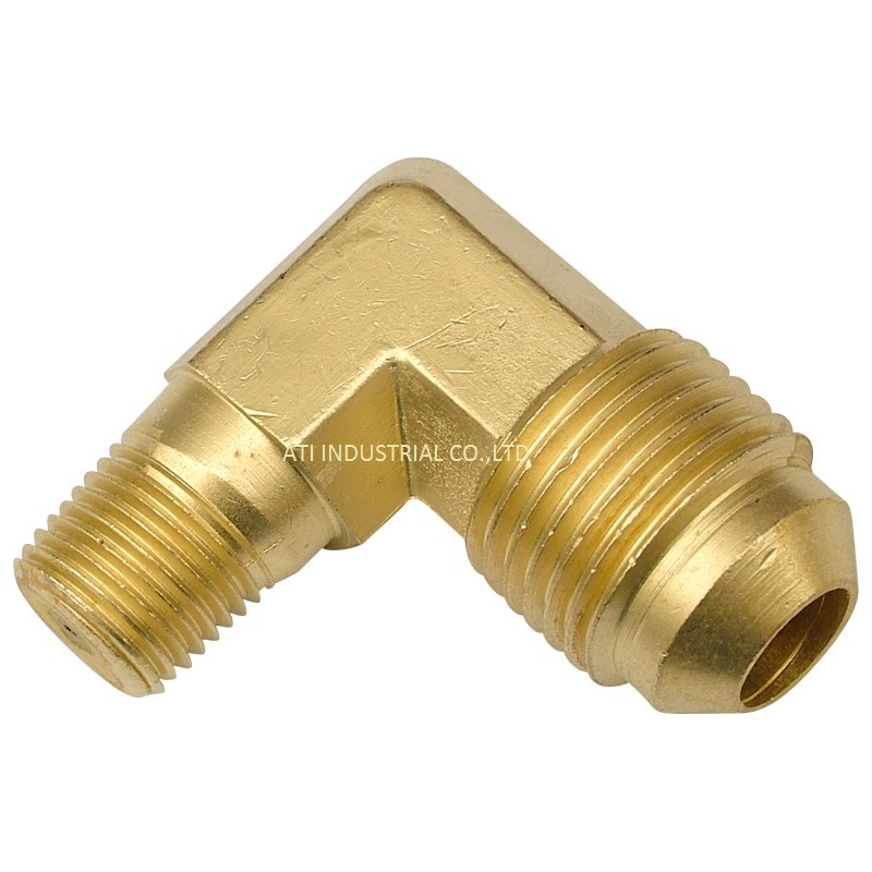 Valve Part Brass Forging Machined Part