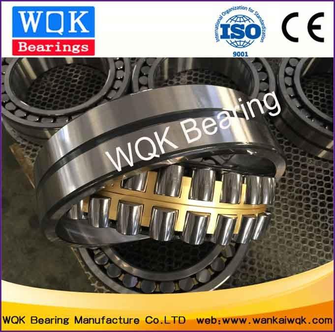 Wqk Bearing 23044MB Spherical Roller Bearing Brass Cage