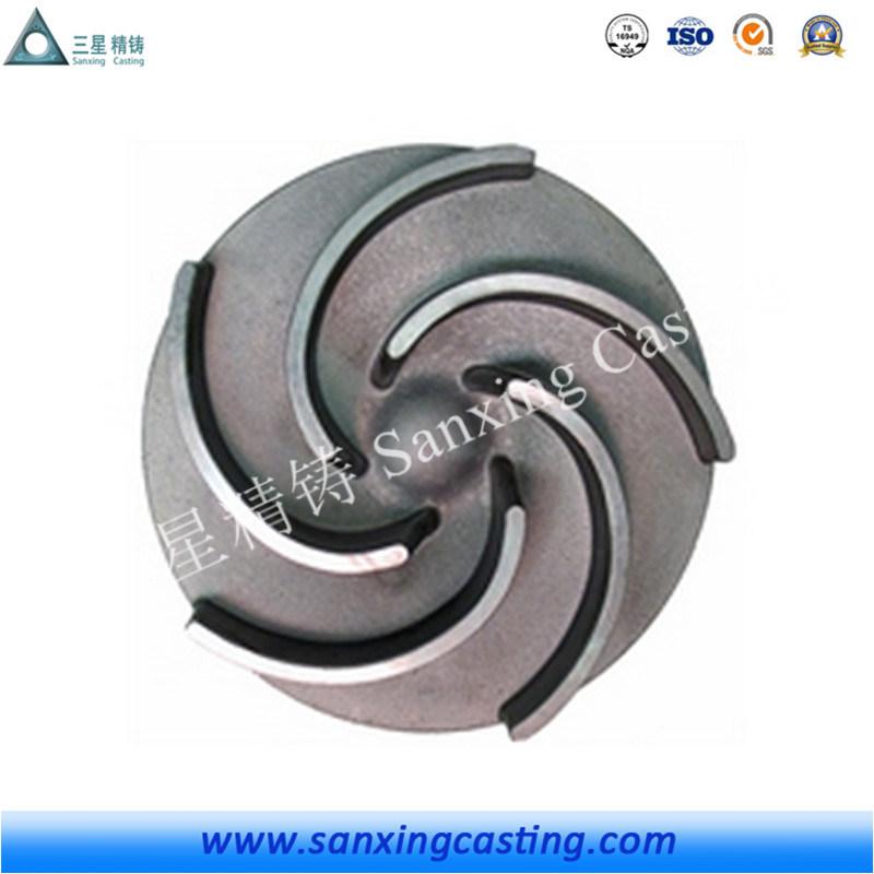 Lost Wax Precision Casting OEM Steel Machine Parts Steel Casting