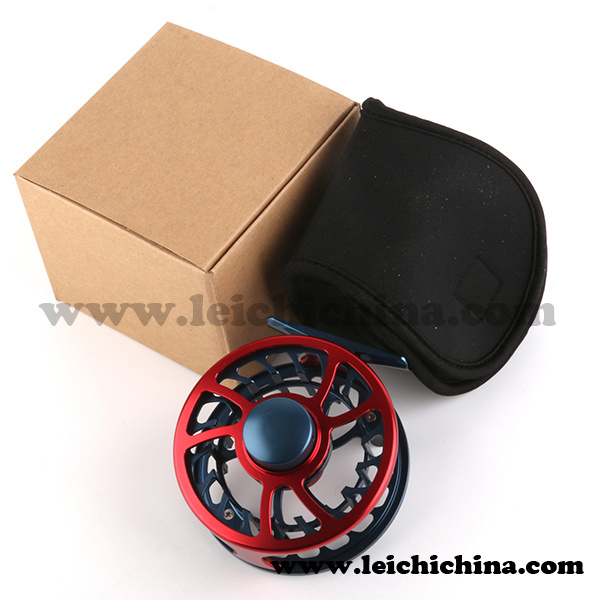 CNC Machine Cut Super Light Fly Fishing Reel