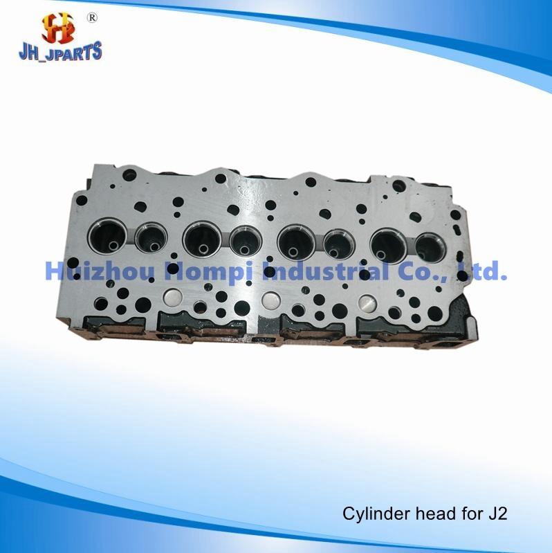 Engine Cylinder Head for KIA Ok65A10100 J2/J3 Jt B3 F8