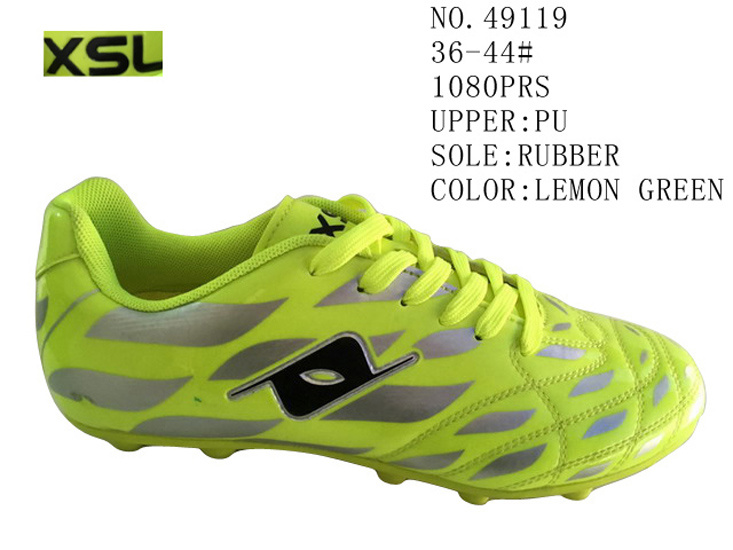 No. 49119 Men & Women Soccer Stock Shoes