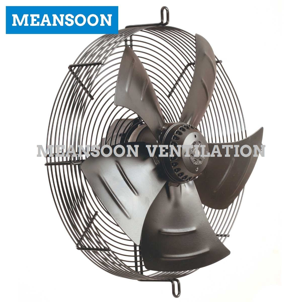 Ywf-350 Cooling Ventilation External Rotor Motor Axial Fan