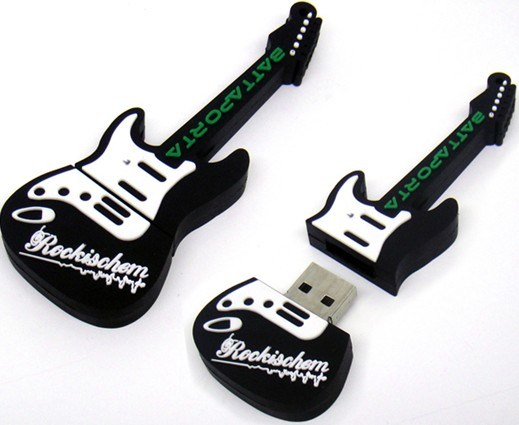 PVC USB Pen Drive with Paypal Payment (J-058)