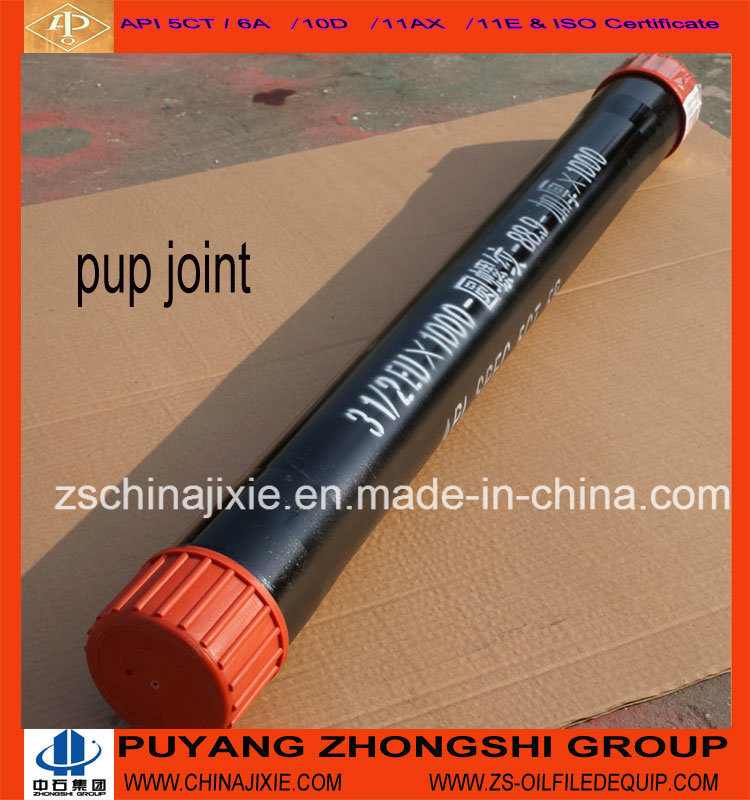 API 5CT J55 Steel Grade Tubing Pup Joint in Oilfield