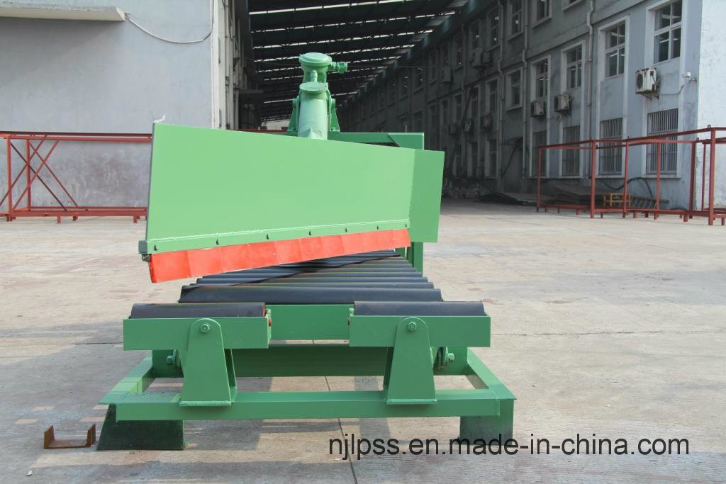 Unilateral Conveyor Plough Tripper with Unloading Roller