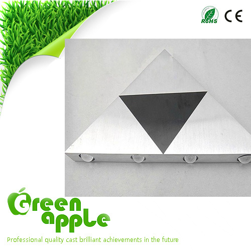Color 8W RGB Decorative LED Wall Light CE RoHS