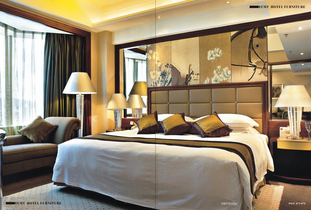 Meubles en bois de chambre coucher moderne chaude de l for Chambre a coucher moderne 2013