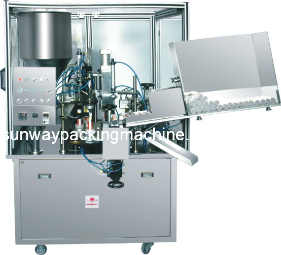Inner Heating Tube Filling Packing Machine (B. Gfn-30-1)