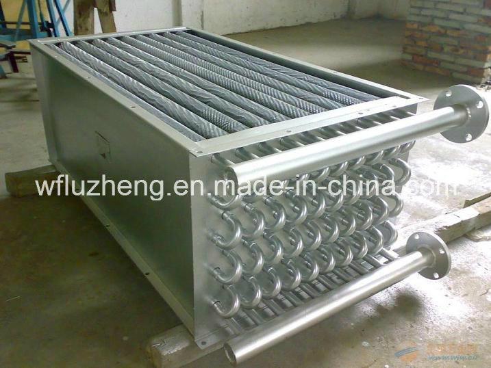 Stainless Steel Fin Tube Heat Exchanger, Tube Heat Exchanger