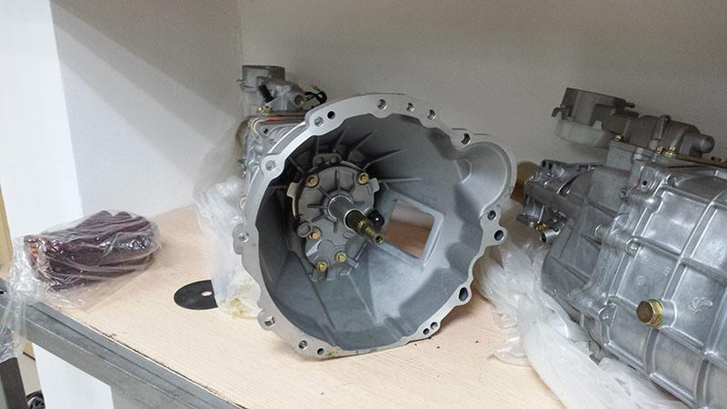 Isuzu 4ja1 Gearbox Auto Parts
