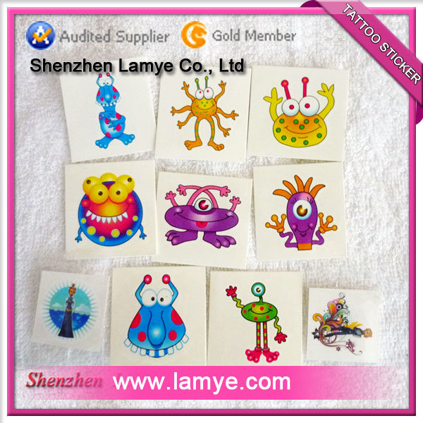 Water Transfer Temporary Tattoo Sticker (LAM-WS-068)