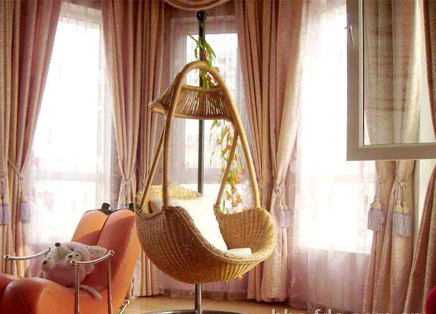 Indoor Rattan Swing Chair Yt 6110 7s China Swing Swing Chair Pictures To Pin