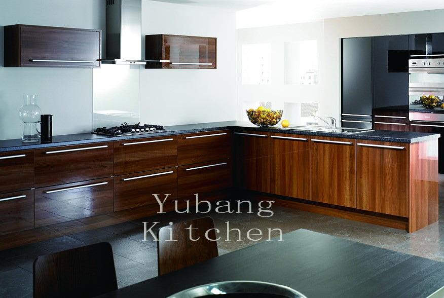 China Melamine Kitchen Cabinets M2012 24 Photos