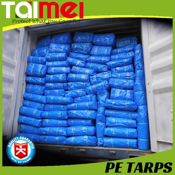 Korea High Quality Quality PE Tarpaulin