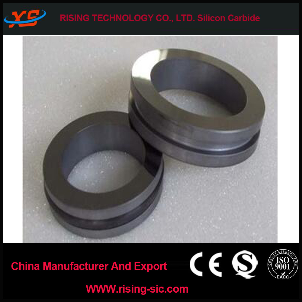 Silicon Carbide Sealing Parts Used for The Wear-Resistant