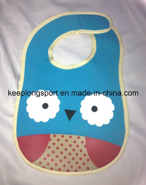 Fashionable Neoprene Baby Infant Bib, Neoprene Baby Waer