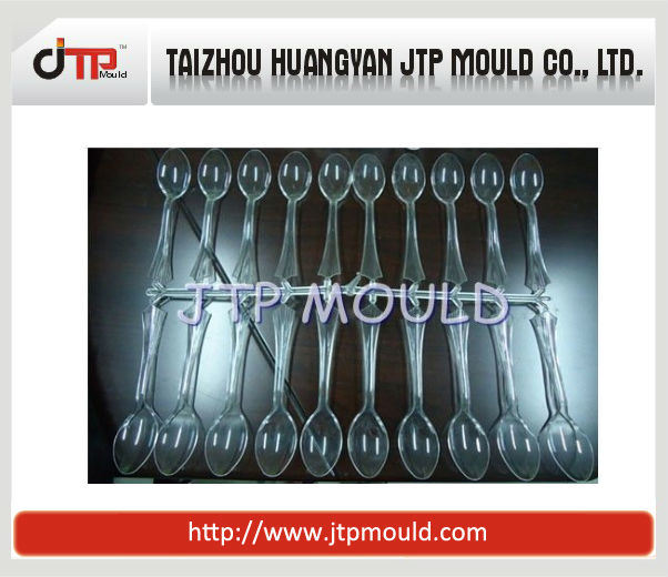 36 Cavities Small Spoon Plastic Injection Spoon Mould/Mold