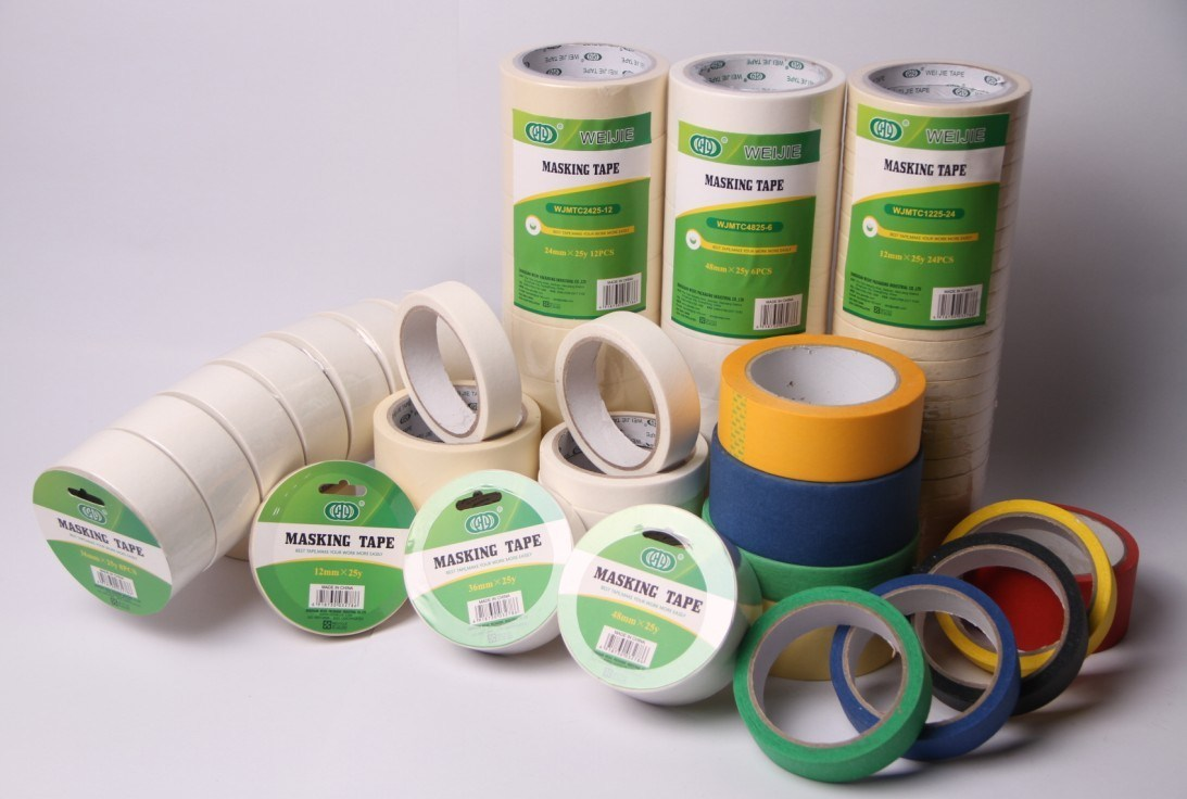 Stationery Tape/Packing Tape/Masking Tape