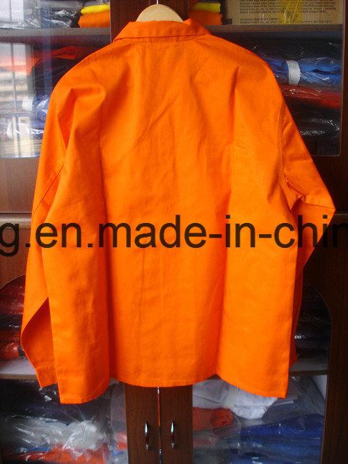 Basic Design Work Suits 100%Cotton 180GSM