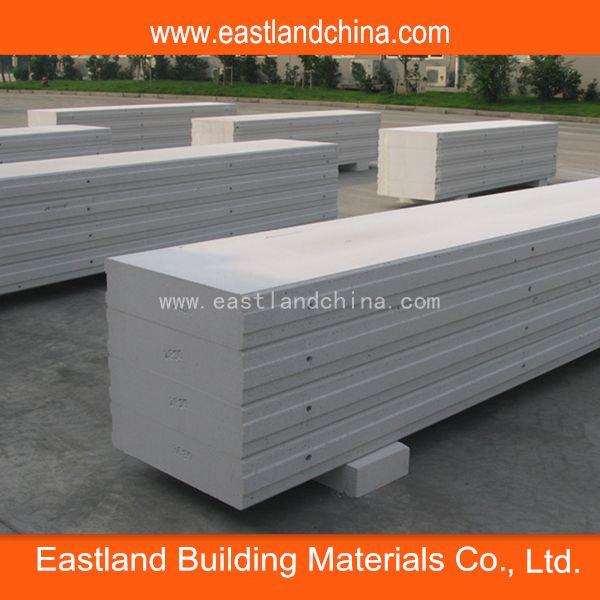 AAC Lightwieght Panel for External Wall Panel