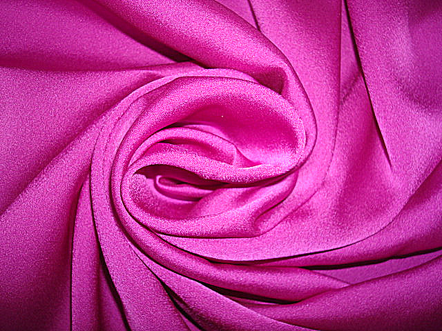 Imitation Silk Crepe De Chine Fabric