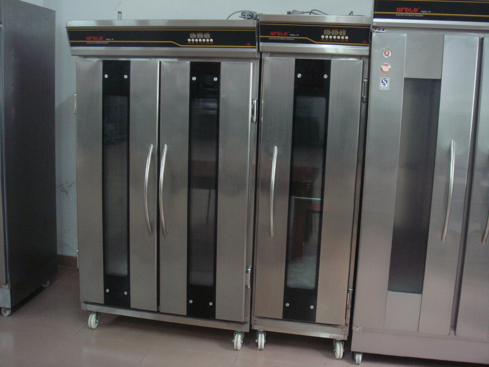 High Quality Bread Prover with Steam and Freezer