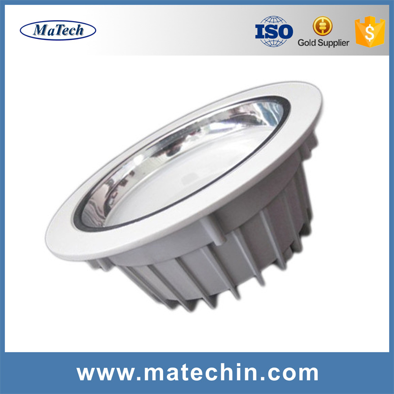 Cheap OEM Service Aluminum A356-Tt6 Die Casting Moulding Lighting Fixture