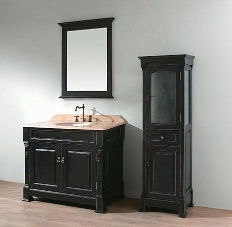 42 single sink solid wood bathroom vanity gb s9122