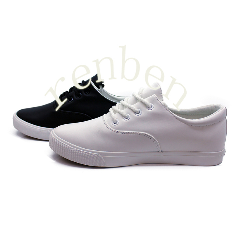 Hot Wholesale Men′s Casual Canvas Shoes