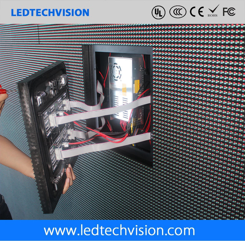 P16mm Front Service Module Outdoor LED Display (P8mm, P16mm)