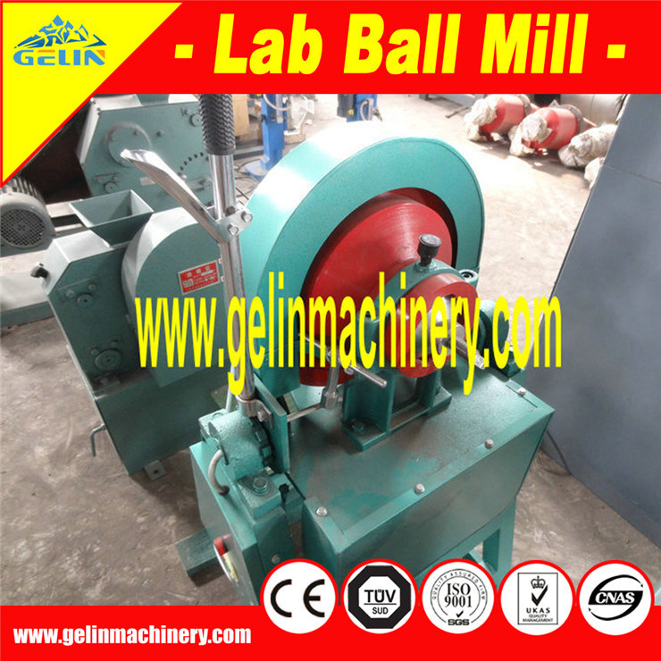 Mining Testing Laboratory Ball Mill (XMQ)