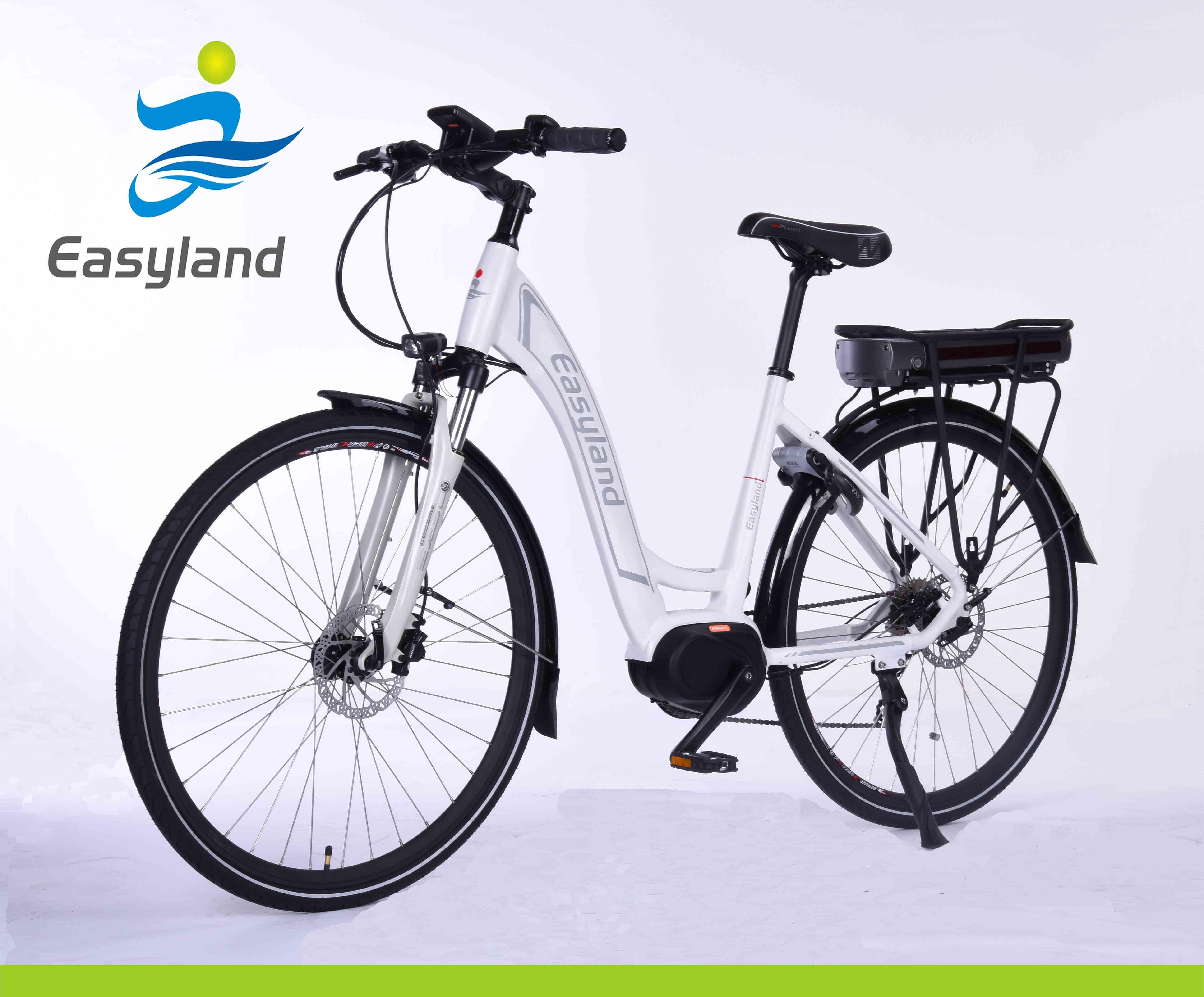 36V Electric Bike with SANYO Lithium Battery EL-dB7012L