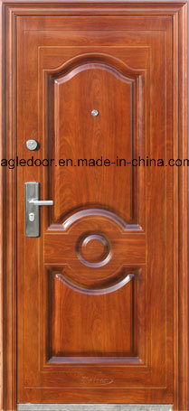 Best Price Security Exterior Steel Iron Door (EF-S068)