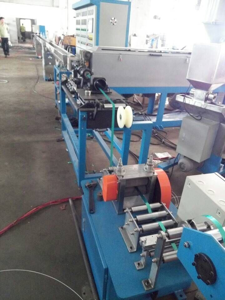 Optical Fiber Wire Machine
