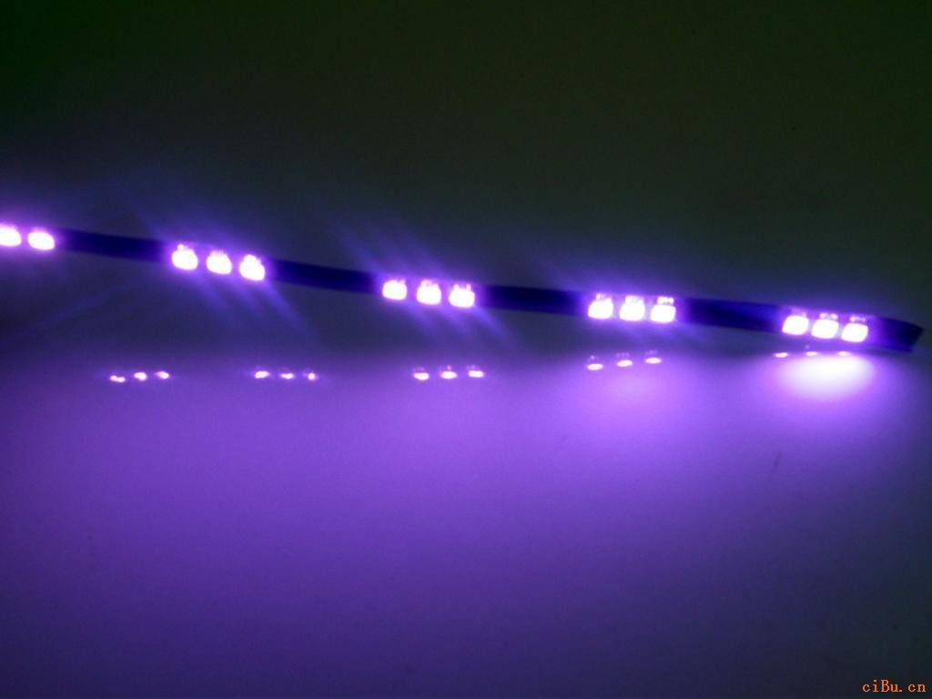 battery powered strip lighting