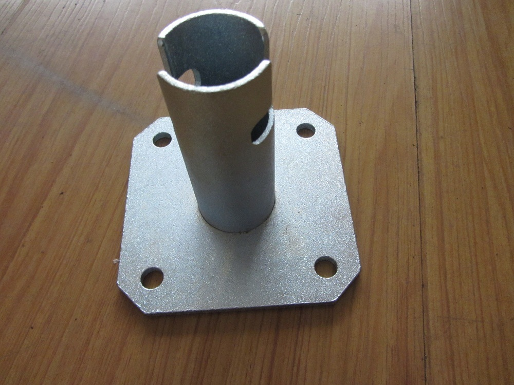 En74 Scaffolding Base Plate (125*125*5mm)
