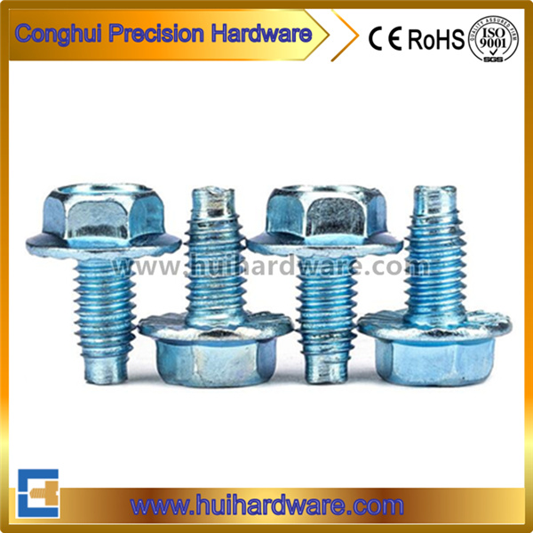 Hex Flange Head Screws PC Case Screws with High Quality
