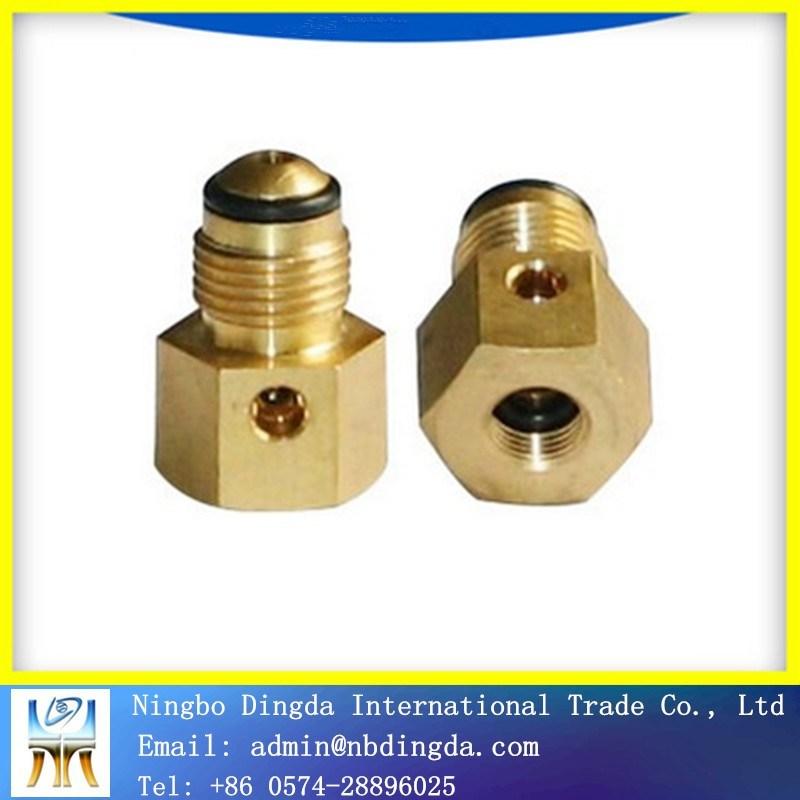CNC Machining Brass Fastener