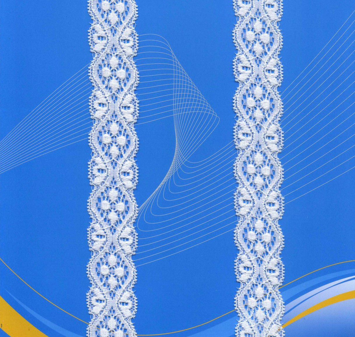 New Design Lycra Lace for Children Garment