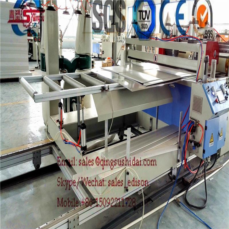 PVC WPC Furniture Board Machine